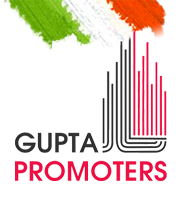 Logo gupta Promoters